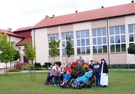 Zdjęcie domu pomocy Społecznej w Niegowie