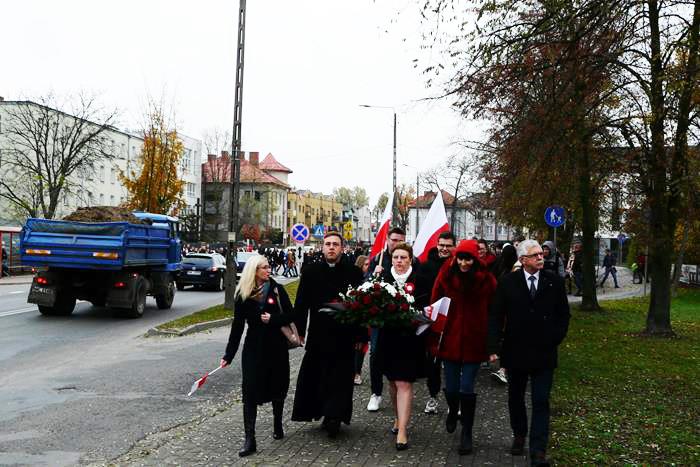 Zdjęcie Marszu Niepodległości