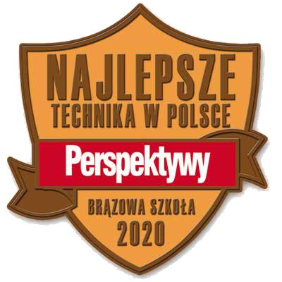 brązowa tarcza perspektywy 2020